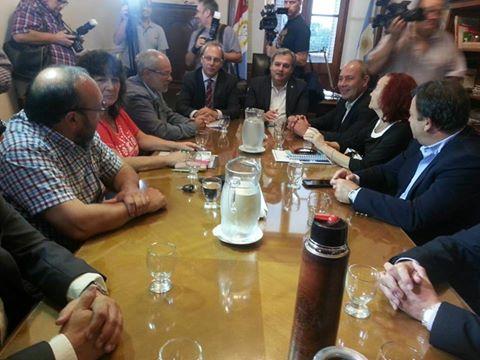 La provincia llamó a estatales a una nueva reunión paritaria