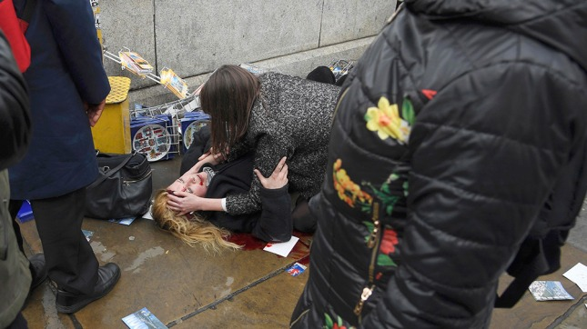 Detienen a un hombre en Birmingham por el atentado de Londres