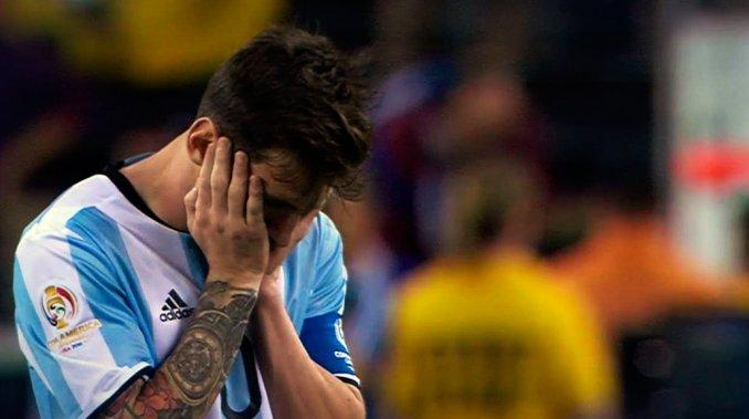 Argentina perdió con Bolivia y se complicó