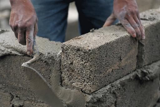 La construcción aumentó un 10.8% en Argentina