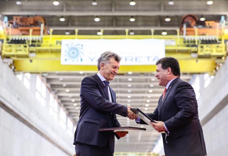 Argentina y Paraguay pusieron fin al conflicto de Yacyretá