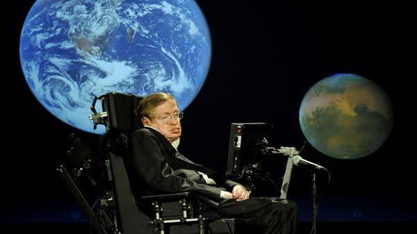 Hawking advierte que la Tierra será inhóspita