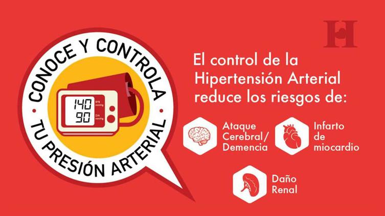 Día Mundial de la Hipertensión Arterial - AGENCIAFE