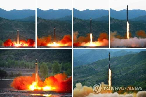El octavo lanzamiento: Corea del Norte sigue con sus ensayos de misiles