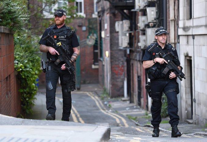 Tras el ataque terrorista Gran Bretaña reduce nivel de alerta