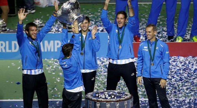 Los partidos individuales de Copa Davis se jugarán a tres sets