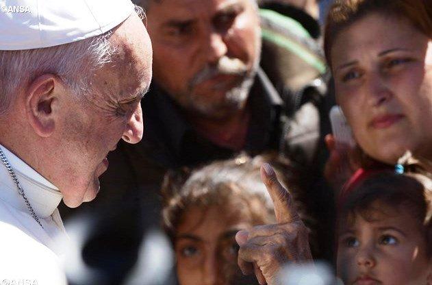 El Papa Francisco anuncia un viaje a Chile ya Perú en 2018