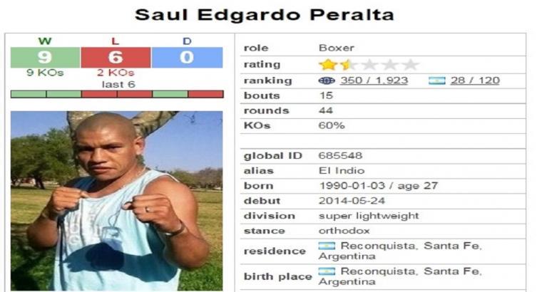 Un boxeador santafesino está en coma tras perder por KO técnico