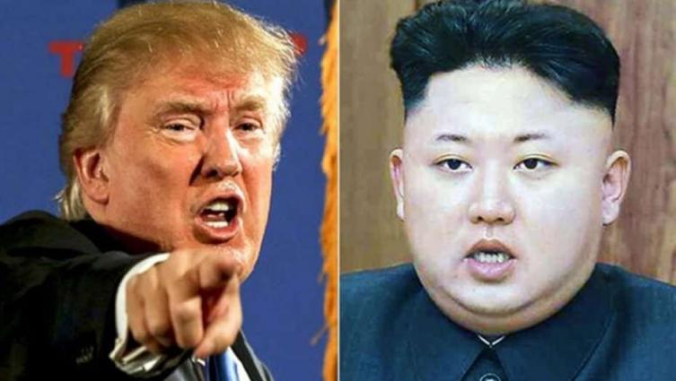 En Corea del Norte, comparan a Trump con Hitler