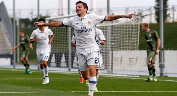 El argentino que tiene un lugar en el Real Madrid