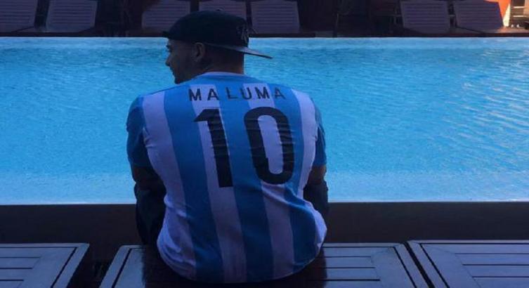 Maluma llega a Córdoba en noviembre