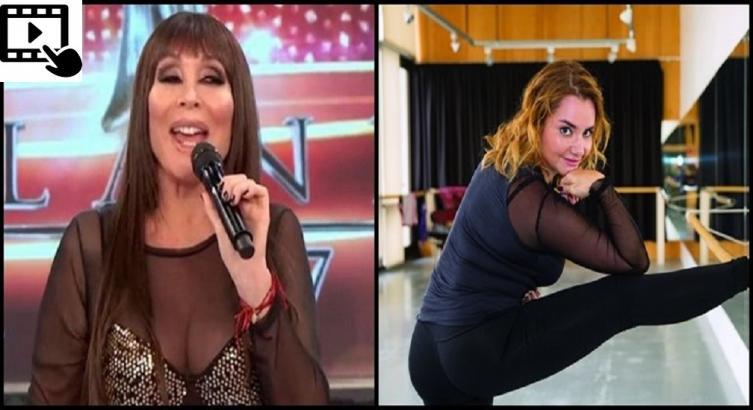 Moria Casán sigue siendo funcional al show de Tinelli