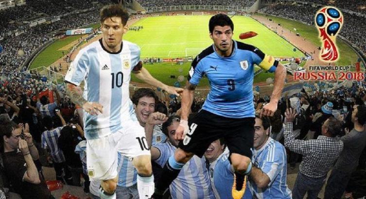 Récord en recaudación para Uruguay-Argentina