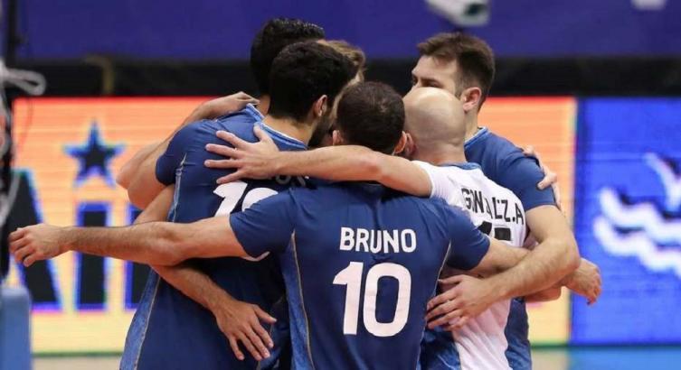 Segundo triunfo de la Selección Argentina en la Copa Panamericana de vóleibol