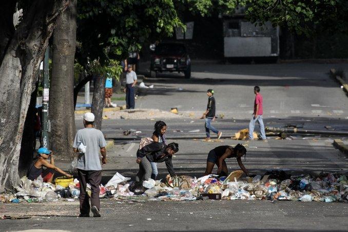 Asesinan a un hombre durante manifestación en Naguanagua