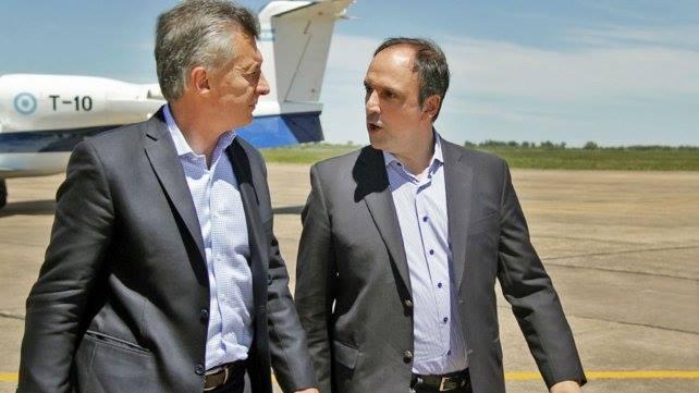 Macri en Santa Fe:
