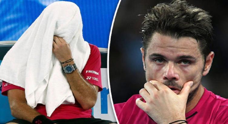 Stan Wawrinka duda para el Abierto de Estados Unidos de Tenis
