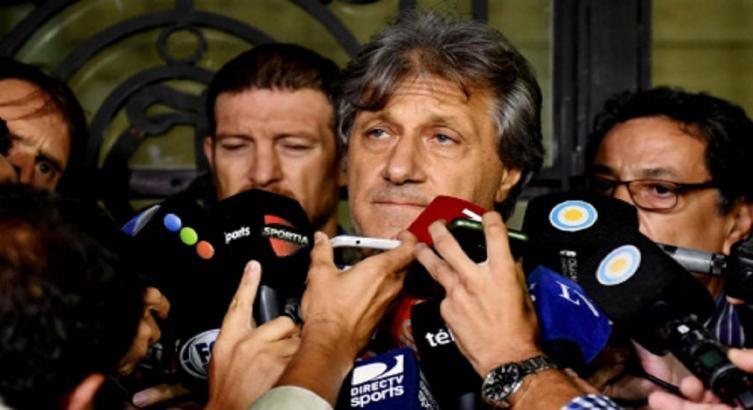 Marchi volvió a poner en duda comienzo del torneo de Primera División