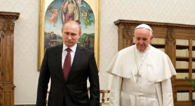 VENEZUELA: Vaticano prepara viaje del papa Francisco a Rusia