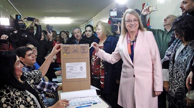 Elecciones PASO 2017: Cristina Kirchner no votará por