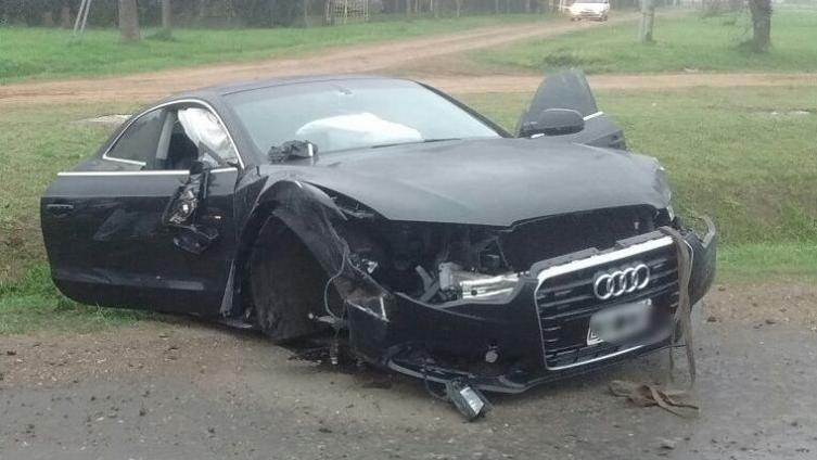 ¡El hermano de Messi sufrió un terrible accidente de tránsito!