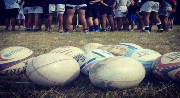 Dolor en el rugby: Un jugador murió en medio de un partido