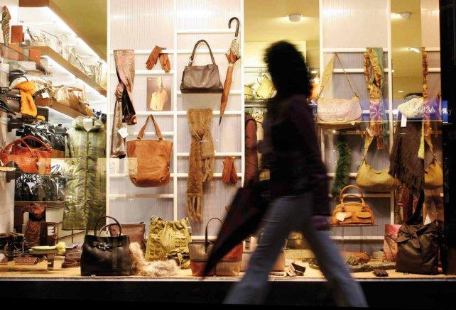 Las ventas minoristas cayeron 0,3% en agosto