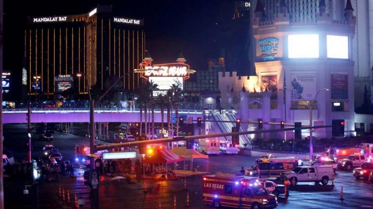 ISIS se atribuye ataque en Las Vegas