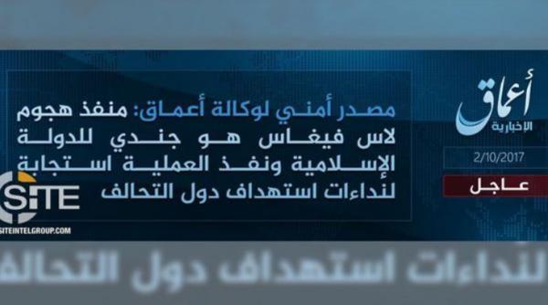 ISIS se adjudicó el atentado en Las Vegas pero EE.UU. desconfía