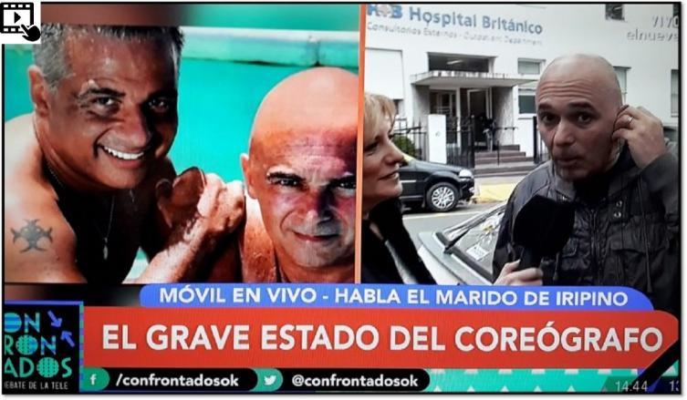 Marcelo Iripino fue operado de urgencia: ¿qué le pasó?