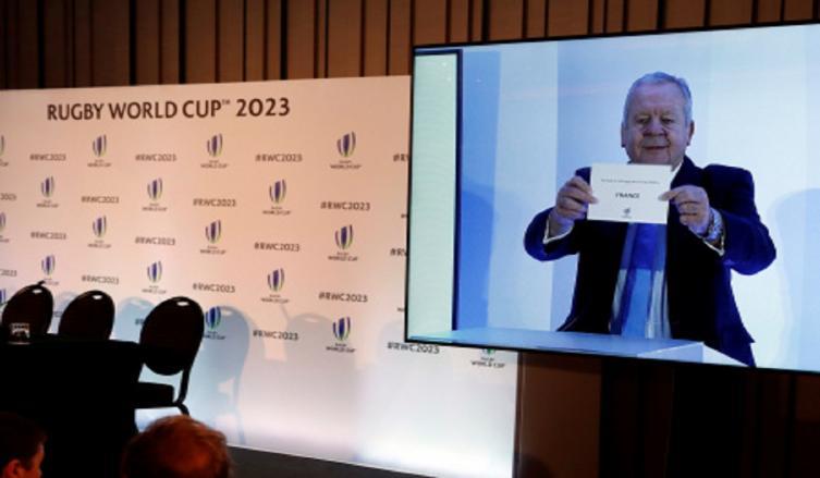 Sorpresa por la elección de Francia para el Mundial — Rugby