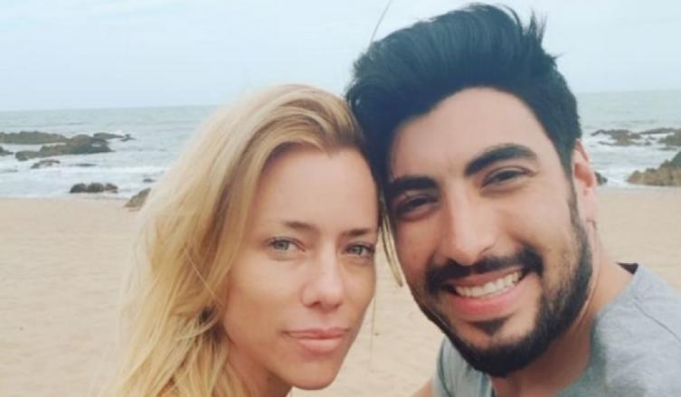 Nicole Neumann publicó una foto con Facundo Moyano
