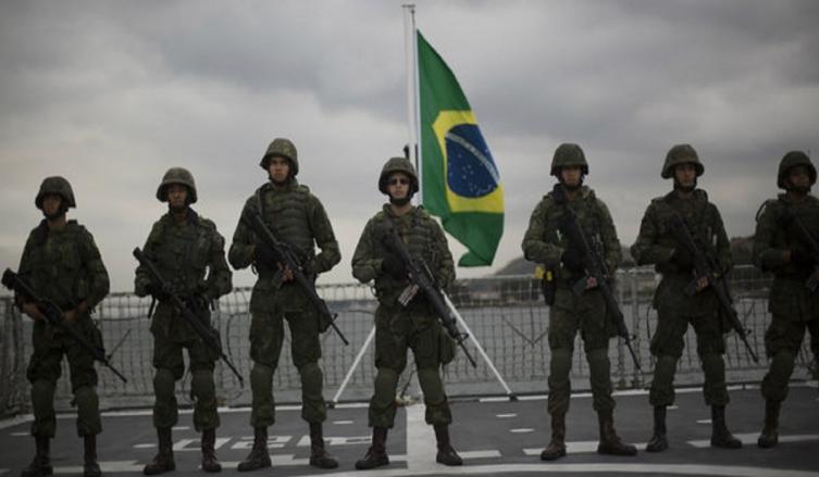 En Brasil declaran estado de emergencia por paro policial