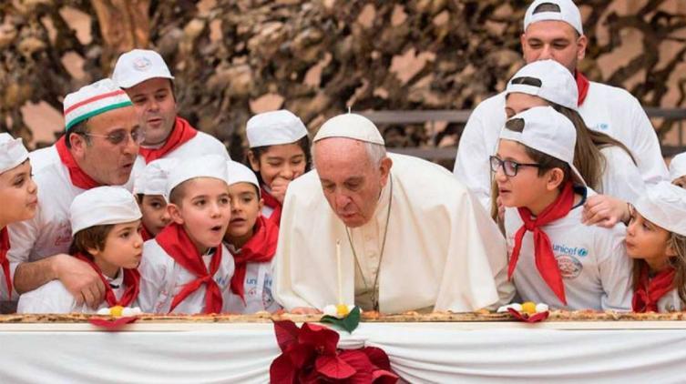 Invaden Nunciatura en protesta contra visita del Papa Francisco a Chile