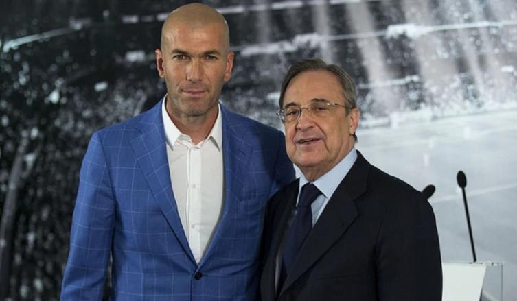 Zidane: No imagino un Real Madrid sin Cristiano Ronaldo