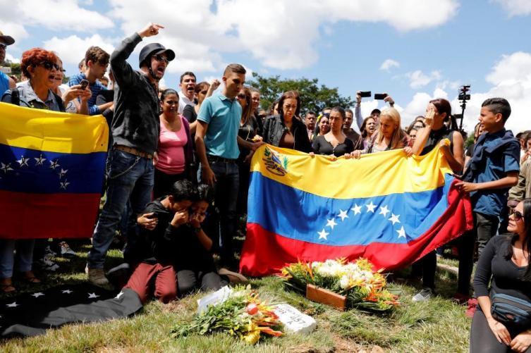 Oposición de Venezuela califica de ejecución extrajudicial la muerte de Óscar Pérez