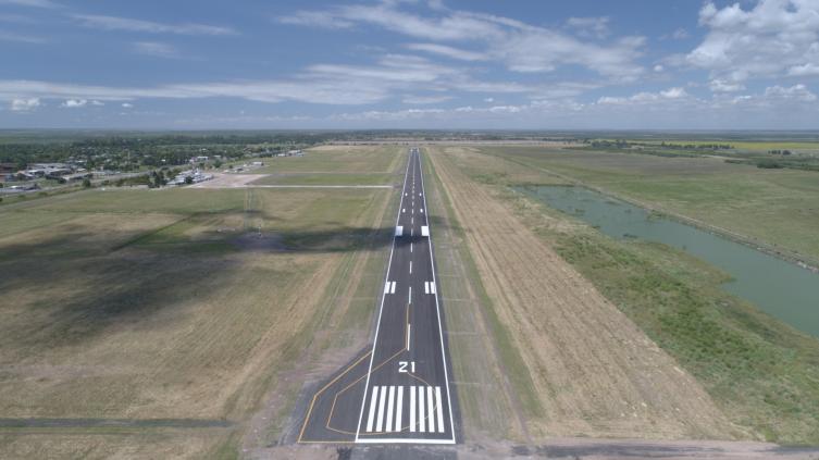 Hoy reabre sus puertas el aeropuerto Sauce Viejo