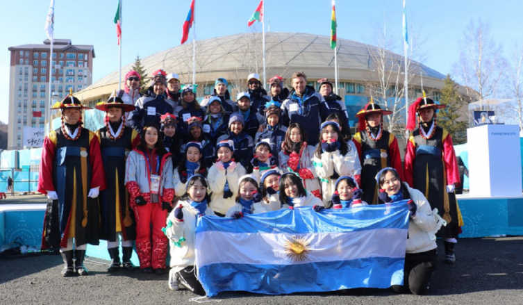 Los excéntricos uniformes de México en los Juegos Olímpicos de Invierno