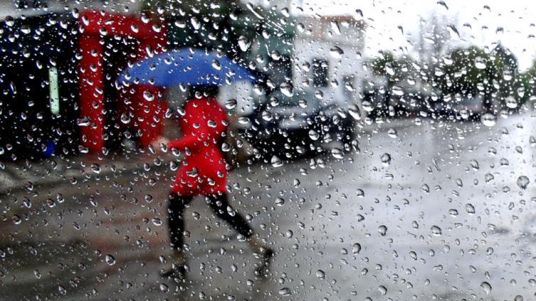 Prevén lluvias fuertes y aguanieve en diversas partes del país