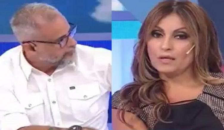 Tenso momento en vivo: Marcela Tauro acusó a Rial de maltrato