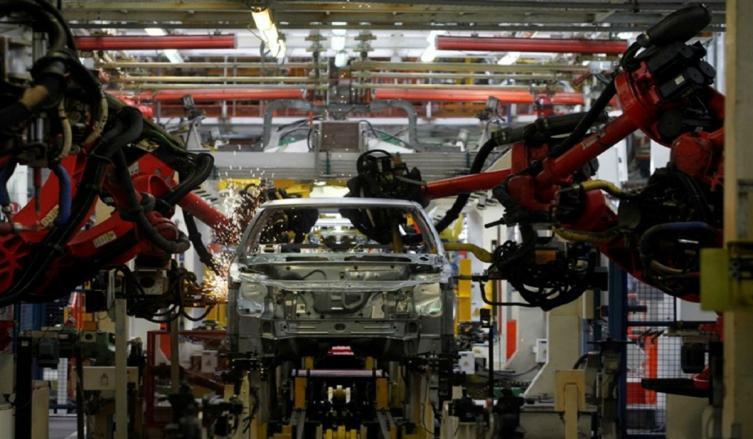 La producción de automóviles creció un 62% el mes pasado