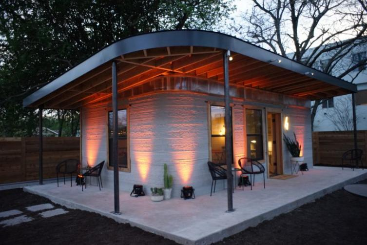 El Salvador tendrá viviendas creadas con impresoras 3D