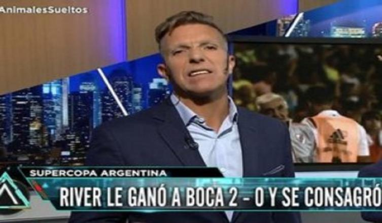 El duro mensaje de Angelici al plantel de Boca