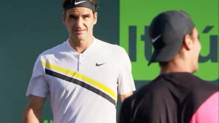 Roger Federer, inconforme con cambio de sede de Abierto de Miami