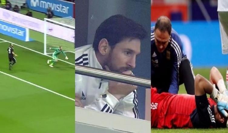 El increíble gol que se perdió Higuaín — Sigue mufado