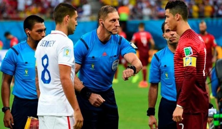 FIFA selecciona al árbitro panameño John Pitti para Rusia 2018