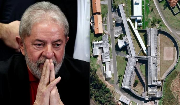 Así trataron a Lula: