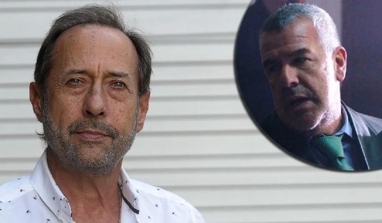 LA PELEA MENOS ESPERADA: Francella contra Dady Brieva