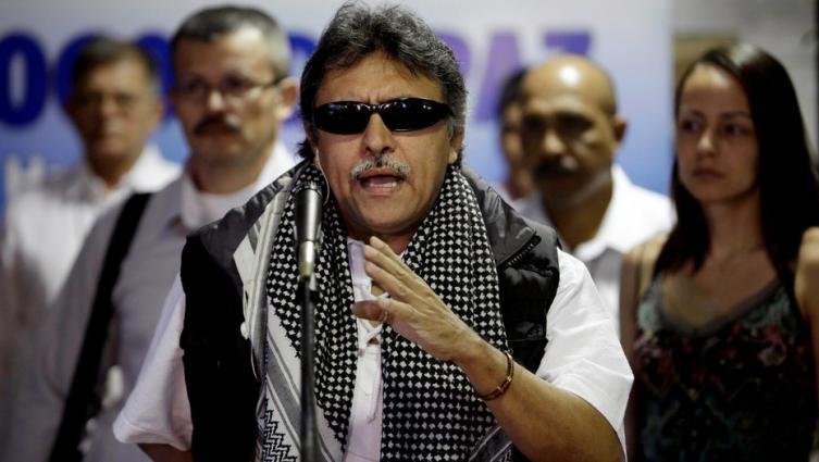 Exhiben nexos de líder de la FARC con cartel mexicano