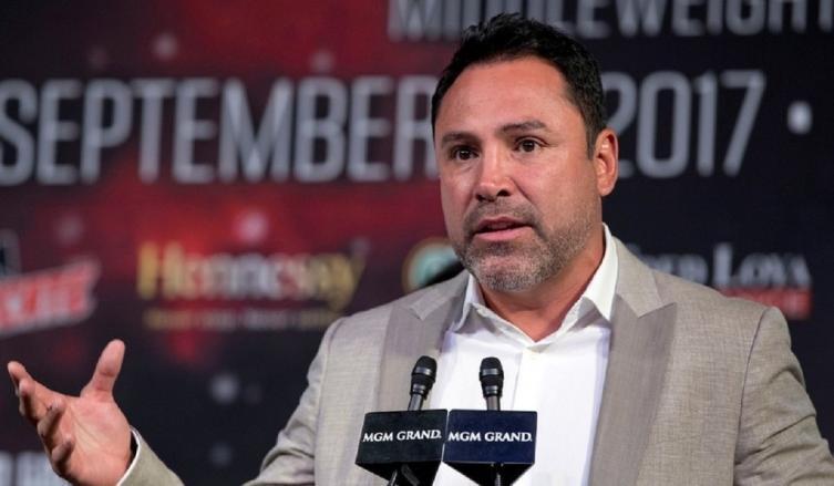 Oscar de la Hoya denuncia intento de extorsión